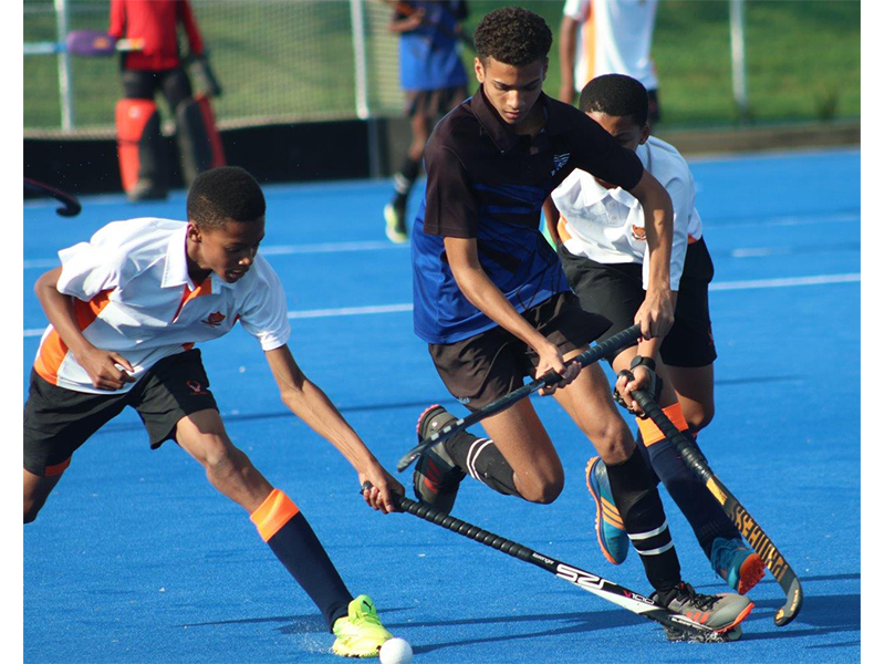 POTCHEFSTROOM BOYS HIGH'S U.16 HOCKEY TEAM